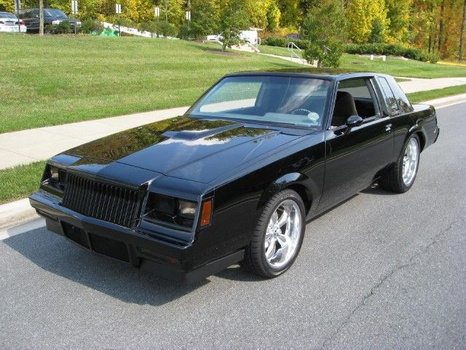 1983 Buick GNX