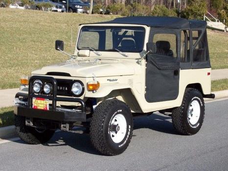 1976 Toyota FJ