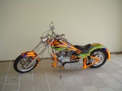 1999 FXWG Custom Chopper