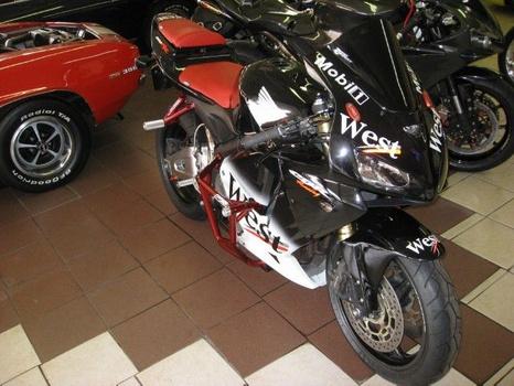 2005 Honda 600RR