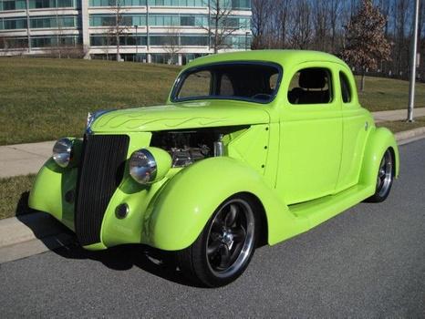 1936 Ford Deuce