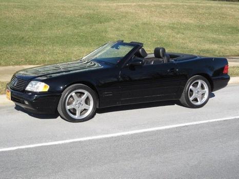 1999 Mercedes-Benz SL500