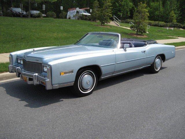 1976 Cadillac Eldorado 1976 Cadillac Eldorado For Sale To Buy Or Purchase Classic Cars