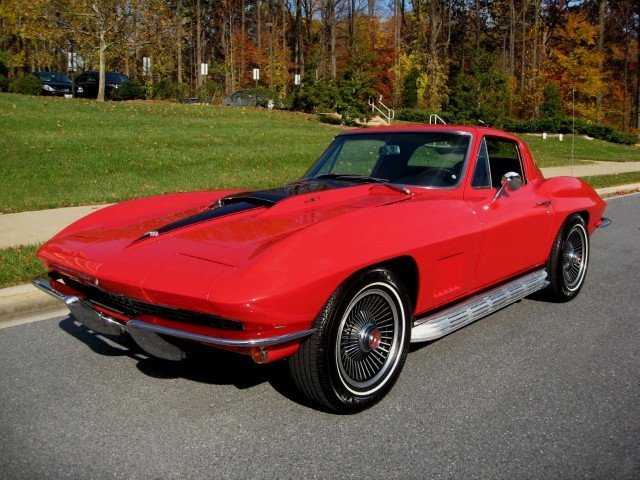 1967 Chevrolet Corvette 1967 Chevrolet Corvette For Sale To