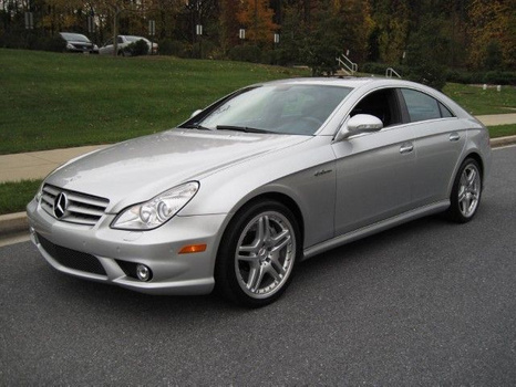 2008 Mercedes-Benz CLS