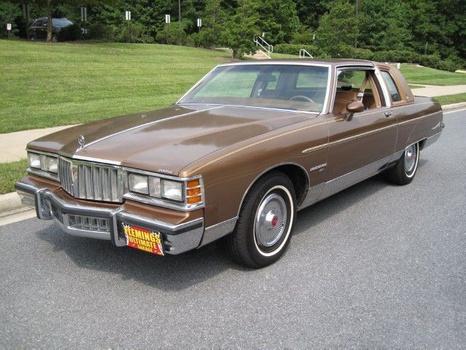 1980 Pontiac Parisienne