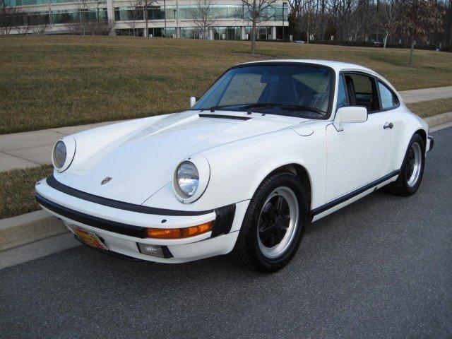 1986 Porsche 911 Carrera | 1986 Porsche 911 For Sale To ...