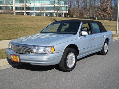1994 Lincoln Continental