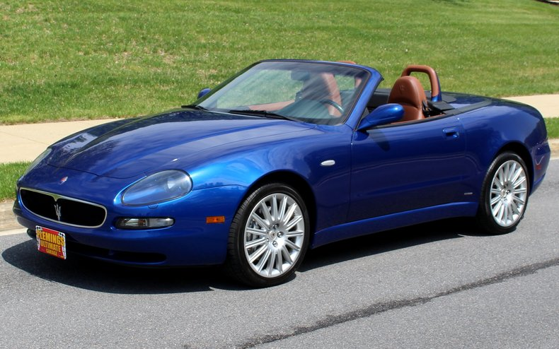 2002 Maserati Spyder For Sale