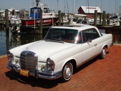 1967 Mercedes-Benz 250