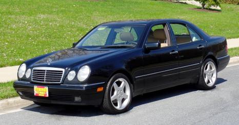 1997 Mercedes-Benz E Class