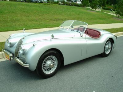 1954 Jaguar XK