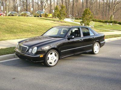 2001 Mercedes-Benz E55