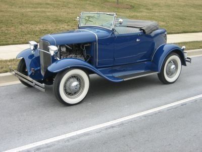 1932 Ford Boattail