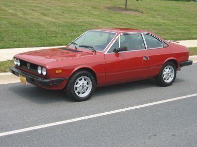1979 Lancia Beta