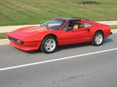 1985 Ferrari GTS