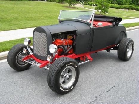 1928 Ford Hi Boy