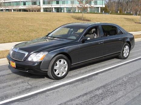 2005 Mercedes-Benz Maybach