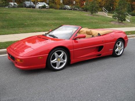 1996 Ferrari 355