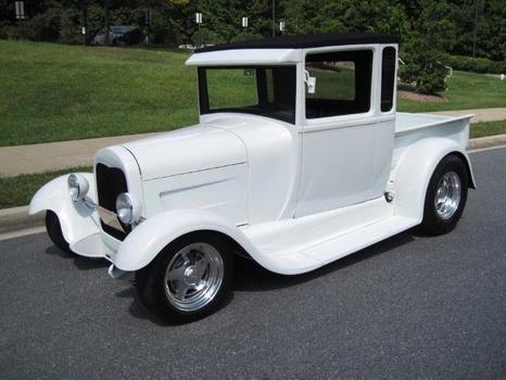 1929 Ford Custom Pick Up