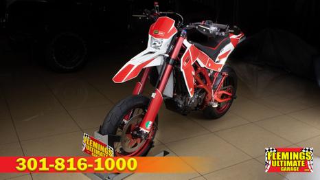 2007 Aprilia SXV550