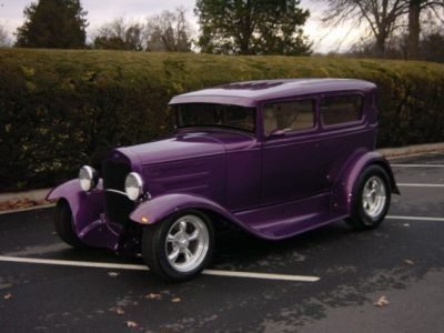 1930 Ford 2dr Sedan Street Rod