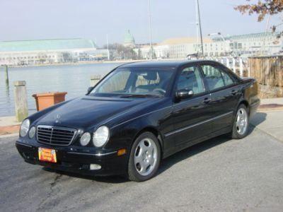 2001 Mercedes-Benz E430
