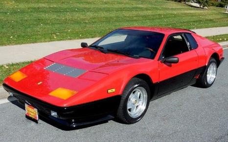 1984 Ferrari BB512