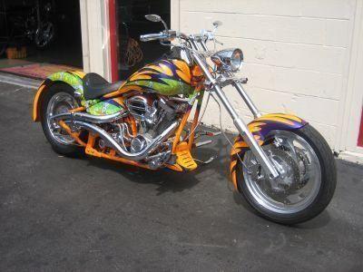 1999 Chopper Pro Street