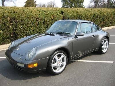 1995 Porsche 911