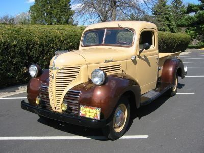 1941 Plymouth W Series Pick-up