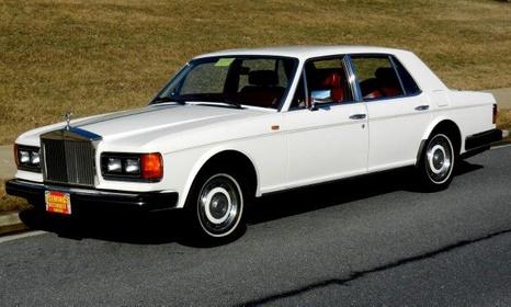 1985 Rolls-Royce Silver Shadow
