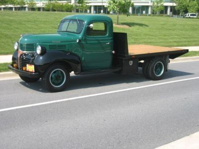 1947 Dodge 1 Ton Dually