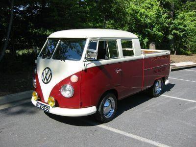 1967 Volkswagen Crew Cab
