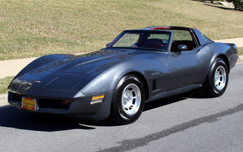 1982 Chevrolet Corvette For Sale