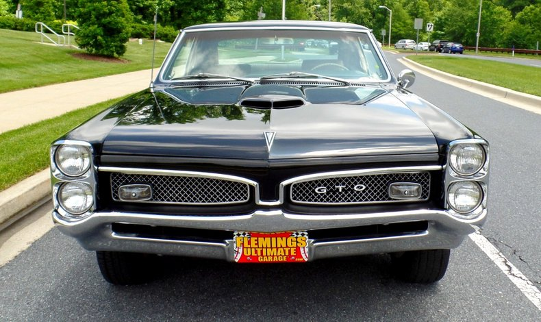 1967 Pontiac GTO H O  | 1967 Pontiac GTO For Sale To Purchase Or Buy