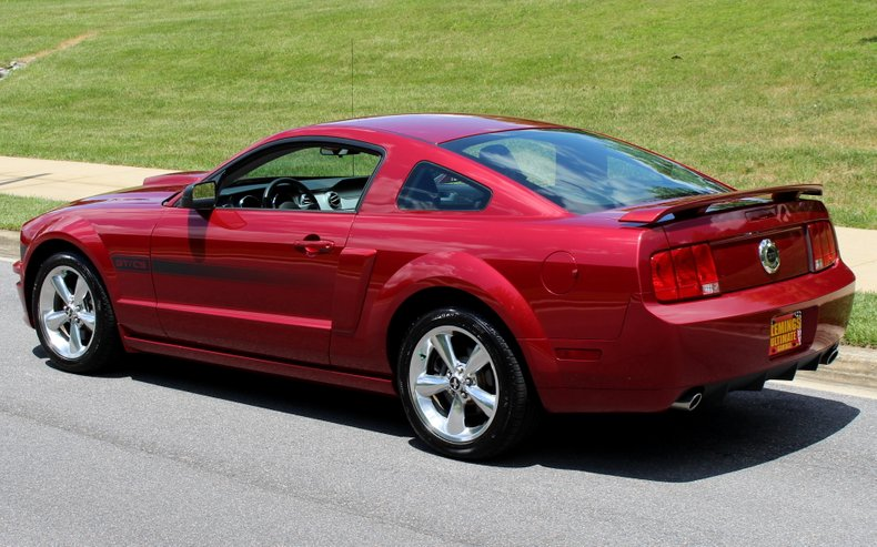 2007 Ford Mustang | 2007 Ford Mustang GT California Special