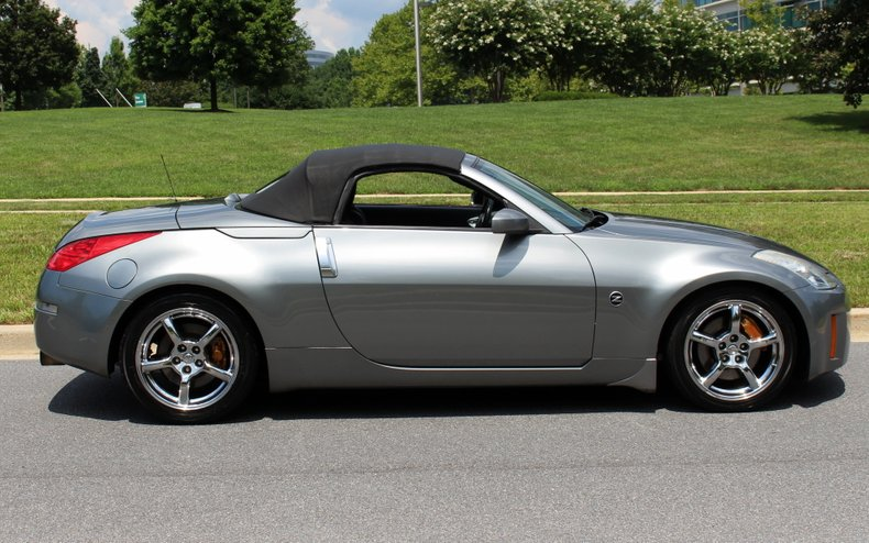 2006 Nissan 350Z | 2006 Nissan 350Z Roadster for sale 3 5L