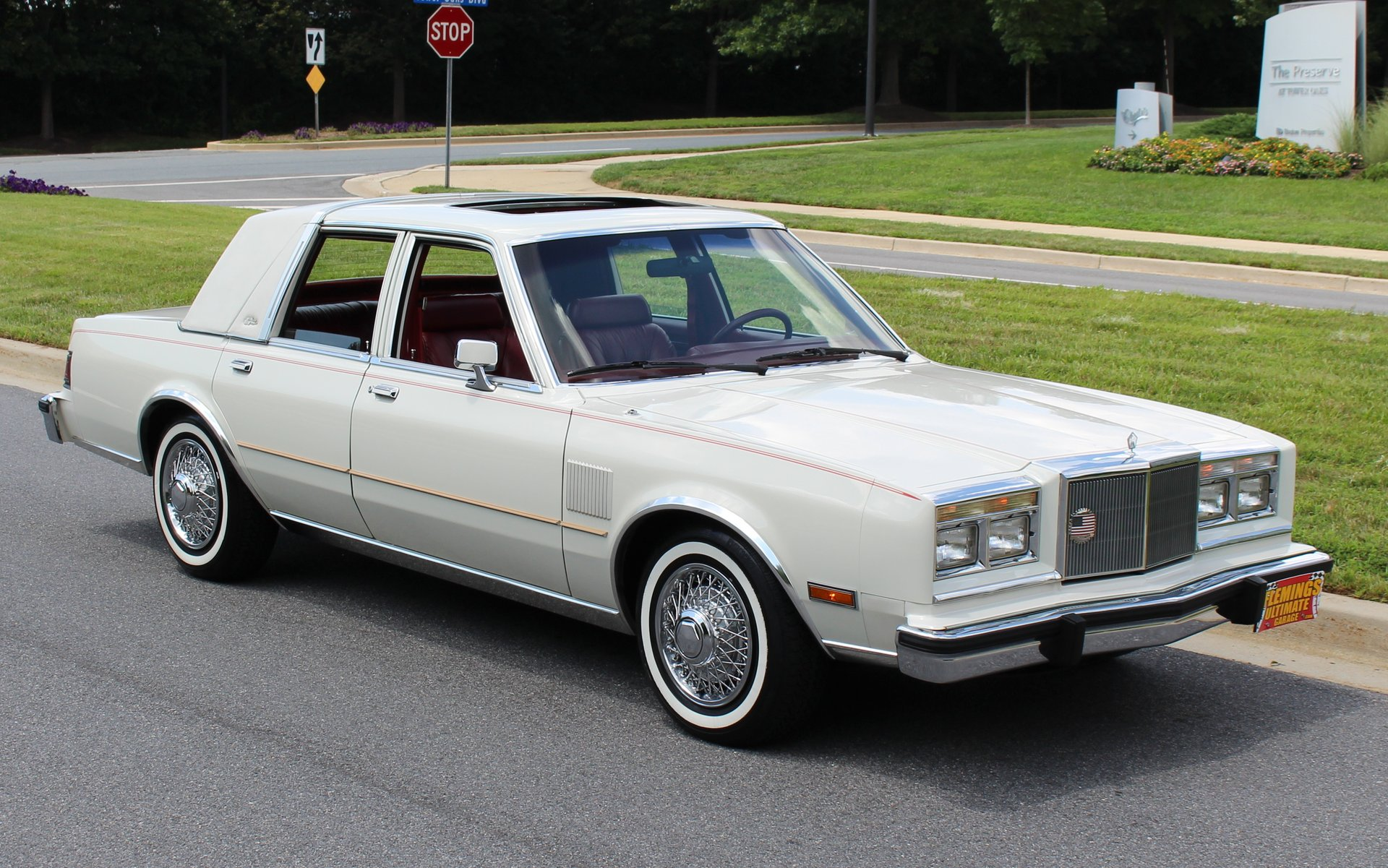 1989 Chrysler Town And Country
