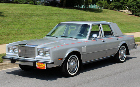 1985 Chrysler 5th Avenue