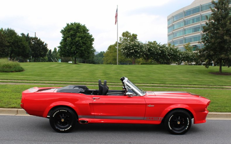 1967 Ford Mustang | 1967 Ford Shelby Mustang GT500 Eleanor for sale