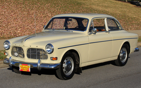 1966 Volvo 122S
