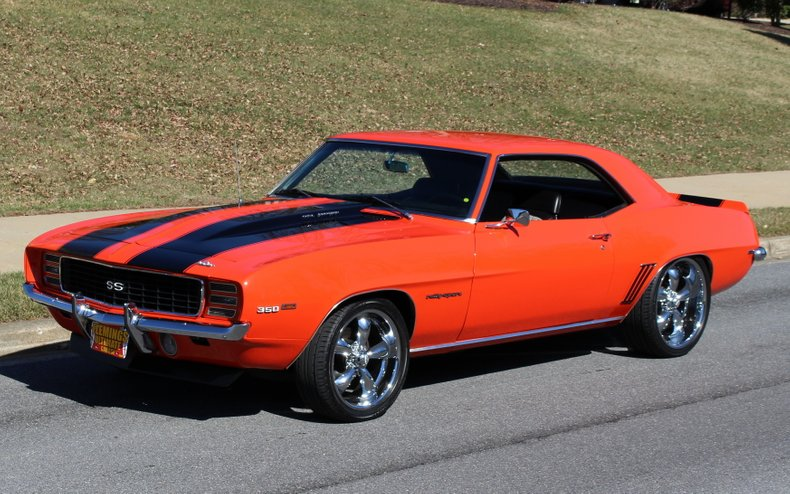 1969 Chevrolet Camaro | 1969 Chevrolet Camaro RS/SS for sale with a