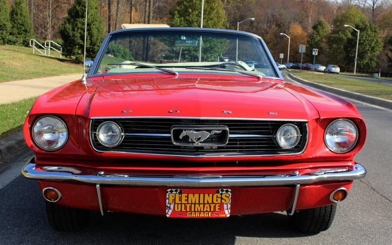 1966 Ford Mustang | 1966 Mustang GT Convertible for sale