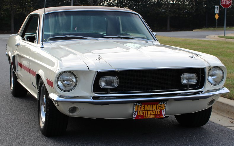 1968 Ford Mustang | 1968 Ford Mustang GT California Special