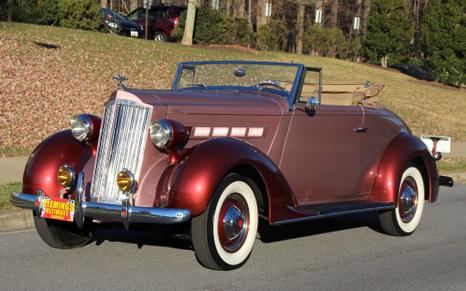 1937 Packard 110