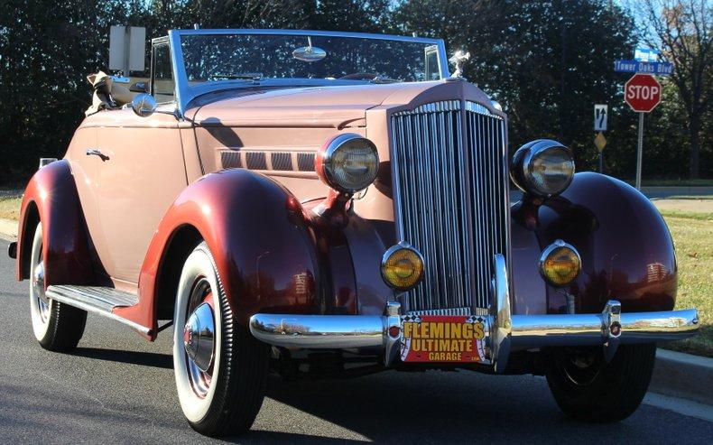 1937 Packard 110 | 1937 PACKARD 110 | Flemings Ultimate