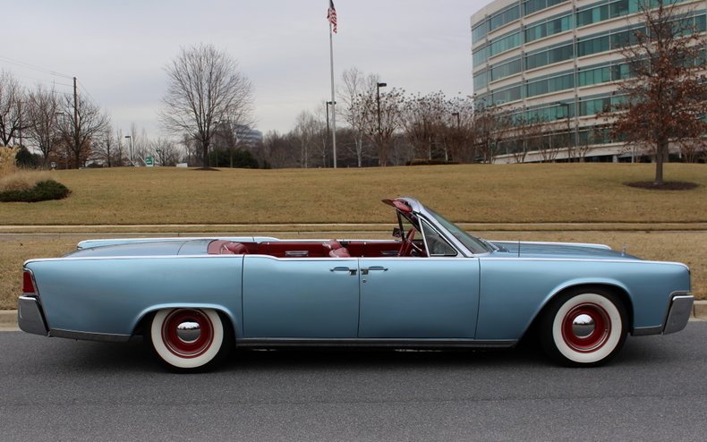 1964 Lincoln Continental 1964 Lincoln Continental Convertible For