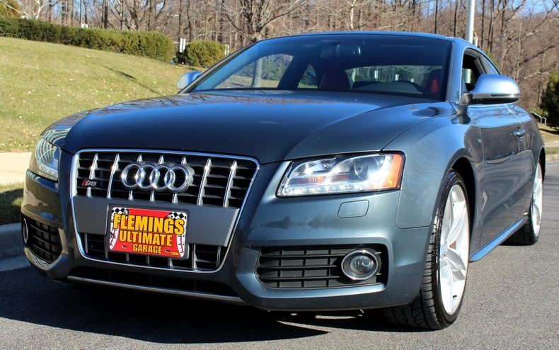2009 Audi S5 | 2009 Audi S5 Quattro 6-speed for sale to buy