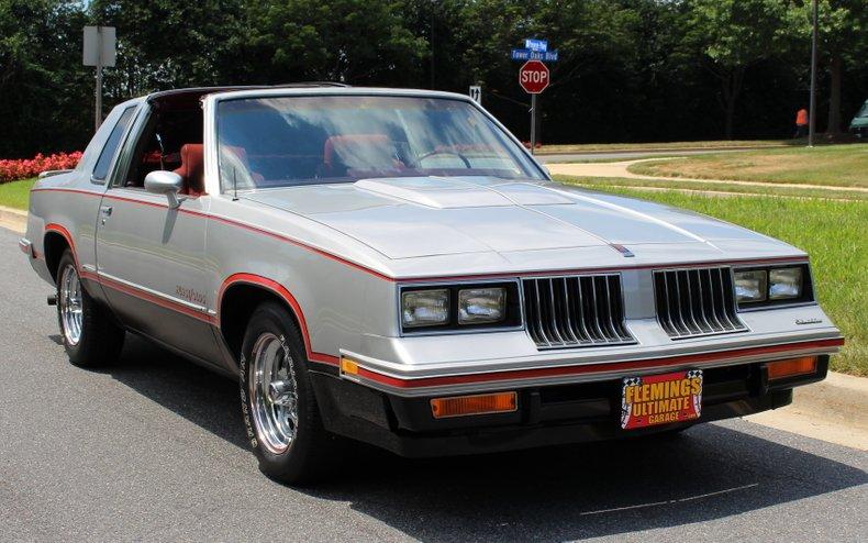 1984 Oldsmobile 442 | 1984 Oldsmobile Hurst 442 for sale lightning